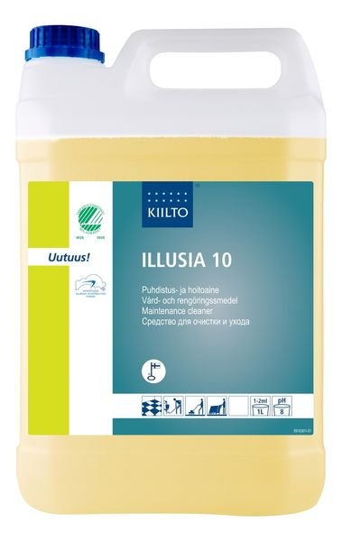 Kiilto Illusia 10 5L