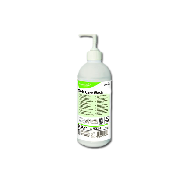 Soft Care Wash pesuneste H2 0,5 L
